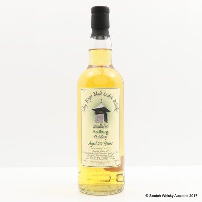 Ardbeg 1992 20 Year Old Whisky Broker