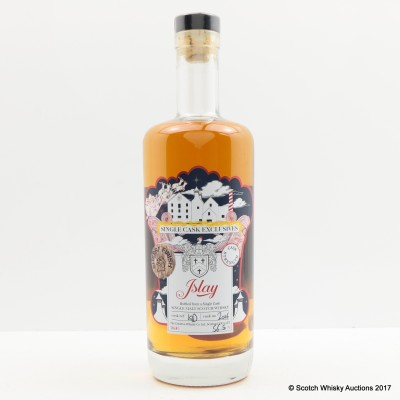 Islay Single Cask Creative Whisky Co