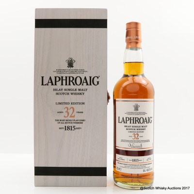 Laphroaig 32 Year Old 200th Anniversary