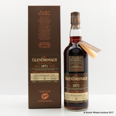 GlenDronach 1971 42 Year Old Single Cask #1246
