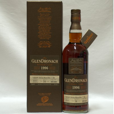 GlenDronach 1996 14 Year Old Single Cask #202