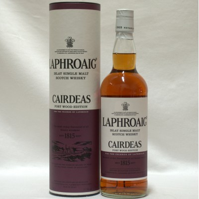 Laphroaig Cairdeas Port Wood
