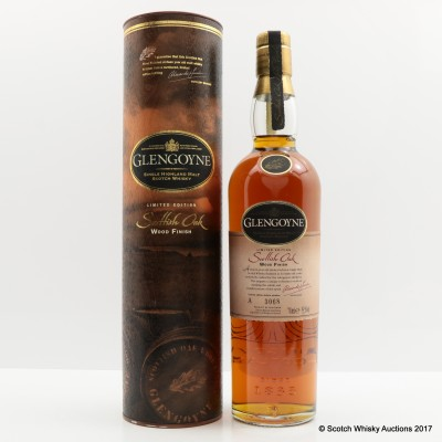 Glengoyne 16 Year Old Scottish Oak Finish