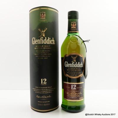 Glenfiddich 12 Year Old Limited Edition