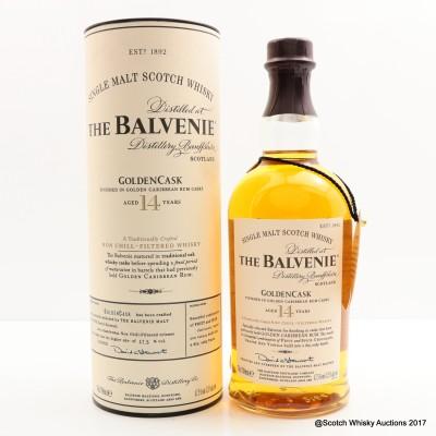 Balvenie 14 Year Old Golden Cask