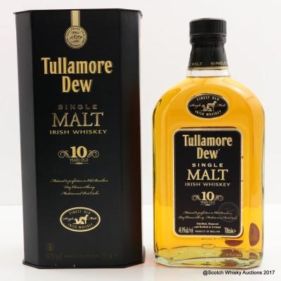 Tullamore Dew 10 Year Old