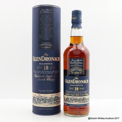 Glendronach 18 Year Old Allardice