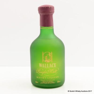 Wallace Single Malt Liqueur 35cl