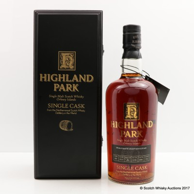 Highland Park 1989 16 Year Old Single Cask #4386