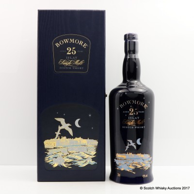 Bowmore 25 Year Old The Gulls