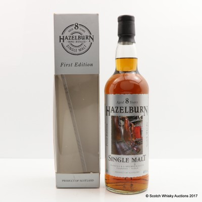 Hazelburn 8 Year Old First Edition The Stills