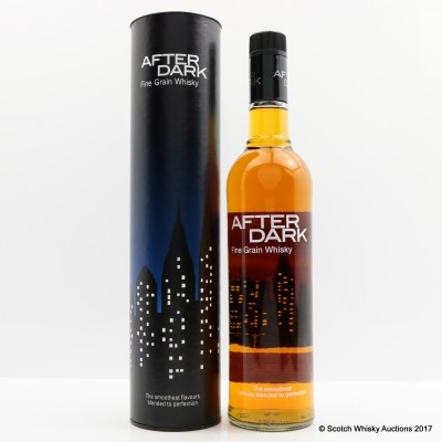 After Dark Indian Grain Whisky 75cl