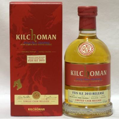 Kilchoman Feis Ile 2013 Signed