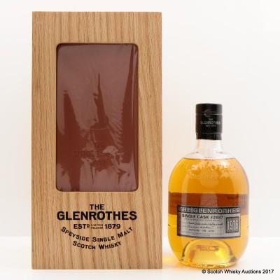 Glenrothes 1976 Single Cask #2687