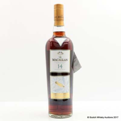 Macallan 14 Year Old Easter Elchies Seasonal Selection