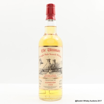 Clynelish 2008 8 Year Old The Ultimate