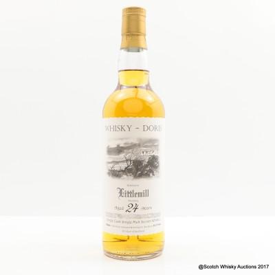 Littlemill 1989 24 Year Old Single Cask Whisky-Doris