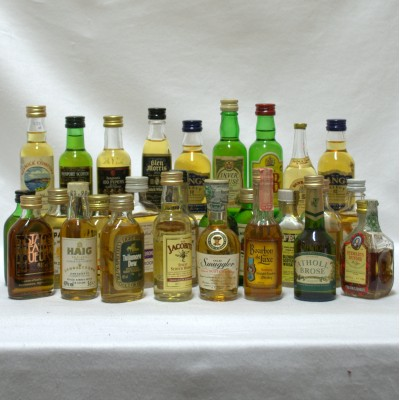 Assorted Minis x 27 5cl
