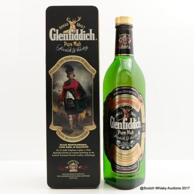 Glenfiddich Clans Of The Highlands Of Scotland Clan Montgomerie