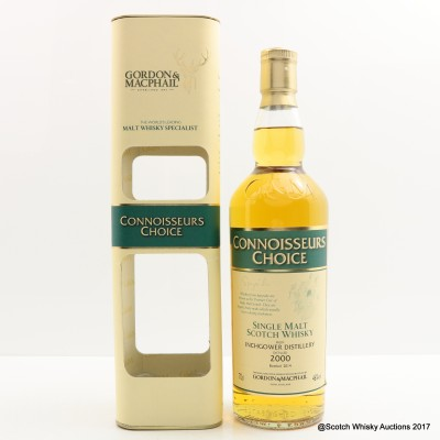 Inchgower 2000 Connoisseurs Choice