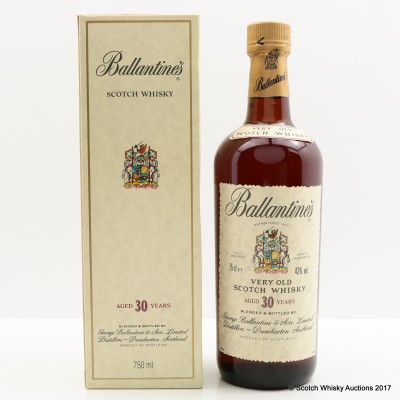 Ballantine's 30 Year Old 75cl