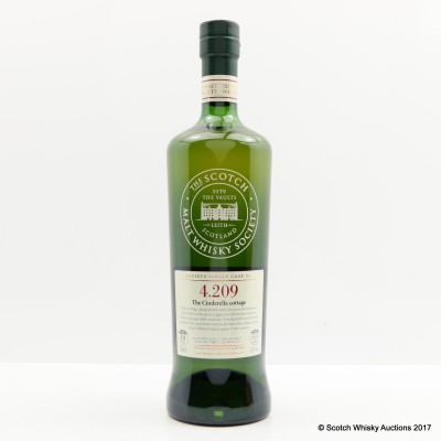 SMWS 4.209 Highland Park 1995 19 Year Old