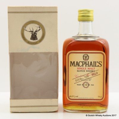 MacPhail's 10 Year Old 75cl