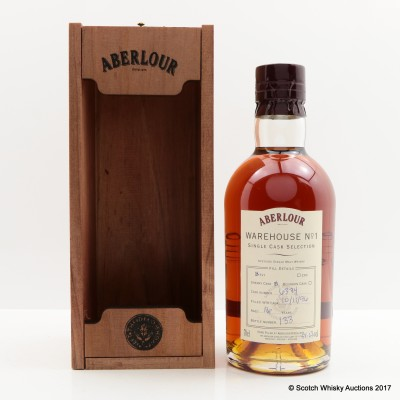 Aberlour 1996 16 Year Old Hand Filled Single Cask