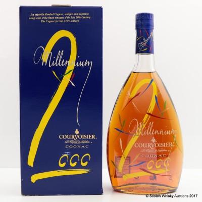 Courvoisier Millennium Cognac