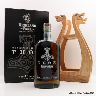Highland Park 16 Year Old Thor