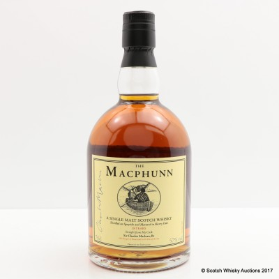 MacPhunn Speyside Single Malt 18 year old