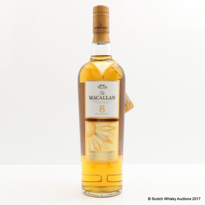 Macallan 8 Year Old Easter Elchies Seasonal Selection