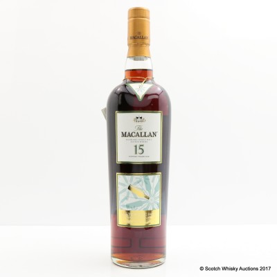 Macallan 15 Year Old Easter Elchies Seasonal Selection