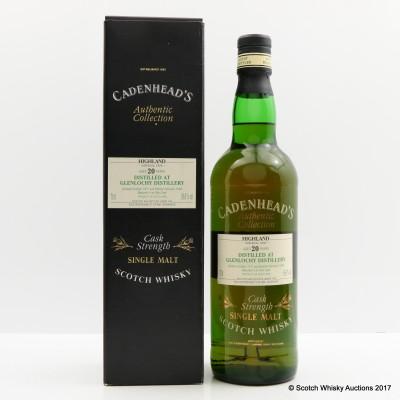 Glenlochy 1977 20 Year Old Cadenhead's