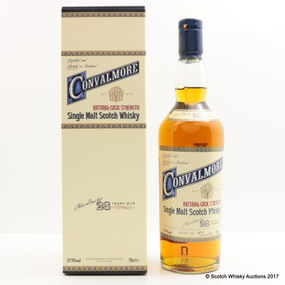 Convalmore 1977 28 Year Old