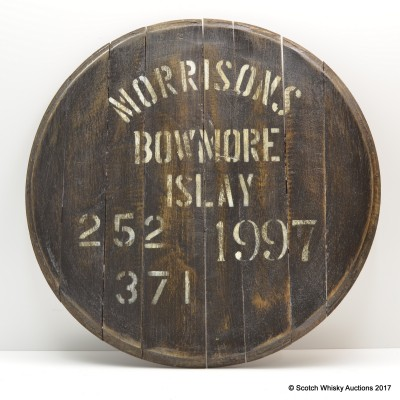 Bowmore Cask End