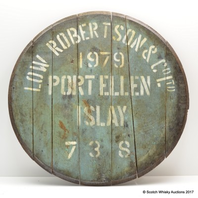 Port Ellen Cask End