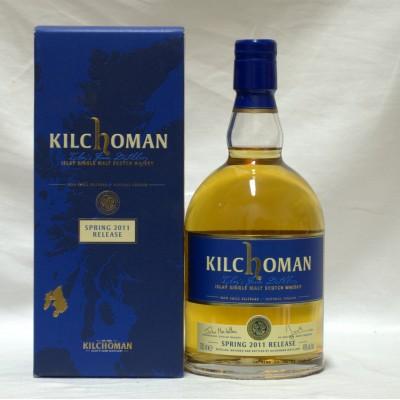 Kilchoman 2011 Spring Release