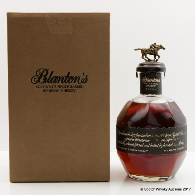 Blanton's Original Single Barrel 75cl