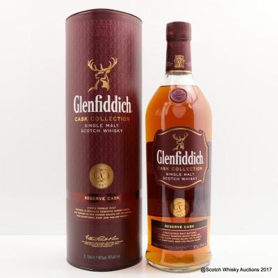 Glenfiddich Cask Collection Reserve Cask 1L