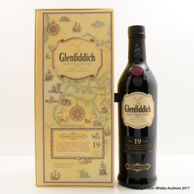 Glenfiddich Age Of Discovery 19 Year Old Madeira Finish