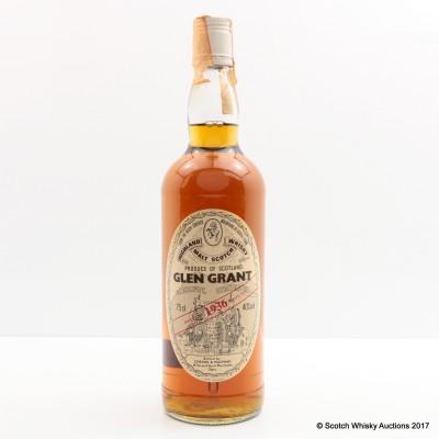 Glen Grant 1936 Gordon & Macphail 75cl