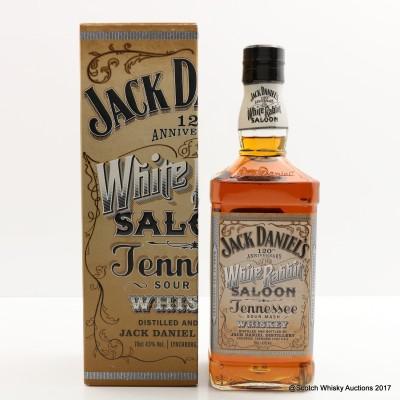 Jack Daniel's White Rabbit Signed By Jeff Arnett