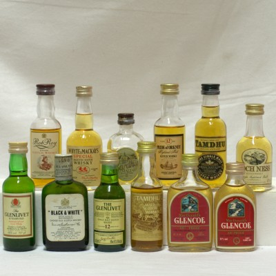 Assorted Minis 5cl x 12