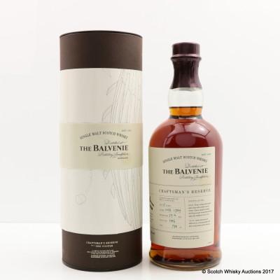 Balvenie 1996 15 Year Old Craftsman's Reserve The Cooper