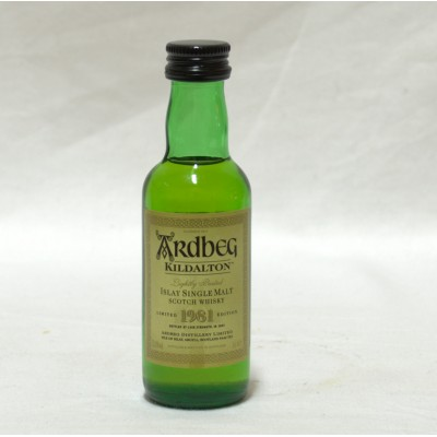 Ardbeg 1981 Kildalton Mini 5cl