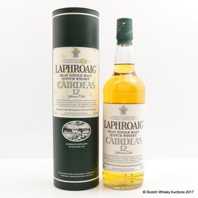 Laphroaig Feis Ile 2009 Cairdeas 12 Year Old