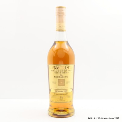 Glenmorangie 15 Year Old Nectar D'Or