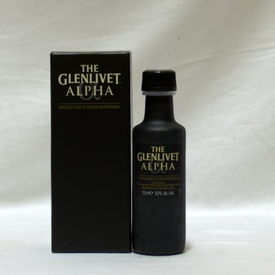 Glenlivet Alpha Mini In Box 10 cl