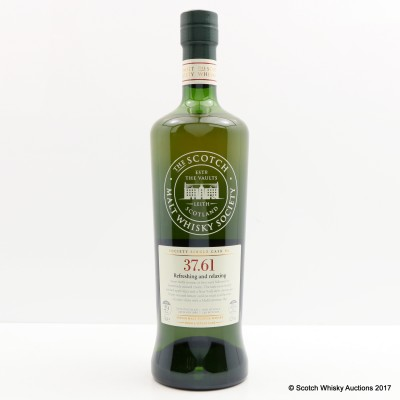 SMWS 37.61 Cragganmore 1985 29 Year Old